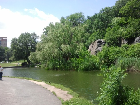 Morningside Pond