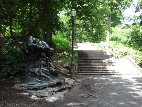 Morningside Park Stairs